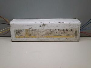 Sylvania Msb 24 0620 tp Fluorescent Sign Ballast For 2 4 T12 ho Lamps 6 20ft