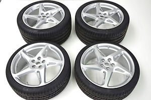 Ferrari 458 20 Wheels Rims 282332 282333 Atd Sportscars
