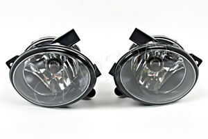 Seat Alhambra Vw Golf Mk6 Jetta Caddy 2008 Fog Driving Lights Lamps Cibie Pair