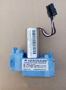 1pcs Hargraves parker Coreless Brushless Dc Vacuum air Pump D841 22 01 12v