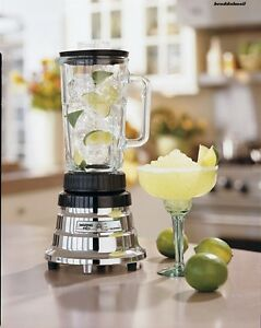 Heavy Duty Waring Pro Professional Commercial Bar Blender 500w Motor Smoothies