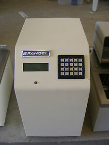 Brandel Programmable Micro Dispenser Plate Model Pxr 96 ms