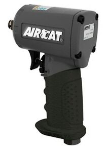 Aircat 1075 th 3 8 Inch Stubby Compact Impact Wrench