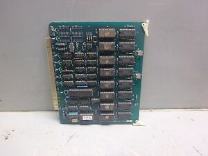 Japax Circuit Board_cpu 02c A501