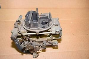Holley Carburetor List 8004 2418 600 Cfm