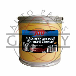 Atd Tools 8405 Brand New 80 Grit Glass Bead Abrasive For Blast Cabinets 50 Lbs