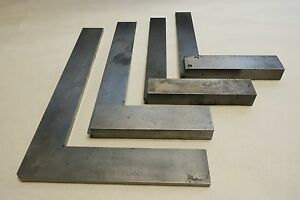 Machinist Square Set Of Four