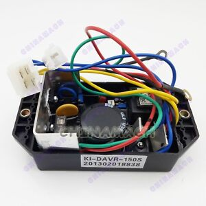 Ki davr 150s Voltage Regulator For Kipor Kama 12 15 Kw Single Phase Generator