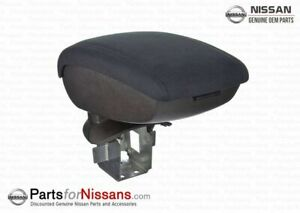 Genuine Nissan 2014 2017 Juke Center Console Armrest Cloth Ke877 1k000 New Oem