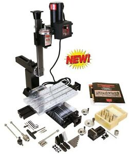 Sherline 5800a cnc a Package Next Gen Mill Cnc Ready New Release