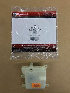 New Oem Genuine Ford Motorcraft Yh1744 1l2z 19e616 ca Hvac Blend Door Actuator