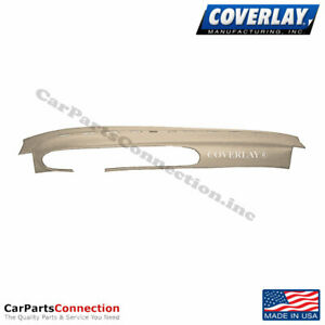 Coverlay Dash Board Cover Neutral 20 944 Ntl For Porsche 944 Front Upper