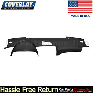 Coverlay Dash Board Cover Black 30 408ll Blk For Acura Tl Front Upper