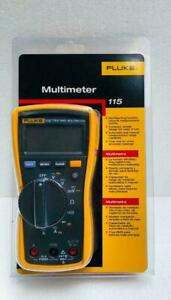Latest Sealed Pack Fluke 115 True Rms Digital Multimeter Express Delivery Only