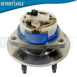 New Complete Front Wheel Hub And Bearing Assembly For Cadillac Cts Sts W Abs