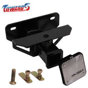 For 2003 2017 Dodge Ram Class 3 Tow Hitch Receiver Trailer With Heka Cover 2