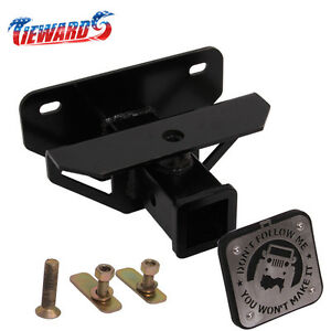 For 2003 2017 Dodge Ram Class 3 Tow Hitch Receiver Trailer With Cover 2
