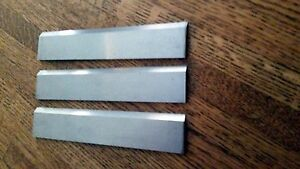 Carbide Tipped Planer Knives Delta Rc 51 20 3 16 X1 3 8 X 1 8 4 knife