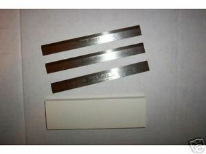 High Speed Steel Planer Knives 20x 1 X 1 8 4 knife Grizzly Park Powermatic Jet
