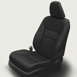 2013 2014 2015 2016 Honda Accord Lx Sedan Black Katzkin Leather Seat Covers