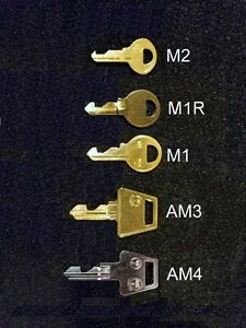 lock Jammer Padlock Set Of 5 killer Key Lock Imobilizer Blank Disables Lock