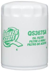 Quaker State Oil Filter 12 Filters Per Case Qs3675a