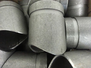 6 New 2 1 2 X 3 Iron Pipe Size Grooved Weld Outlets