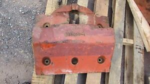 Allis Chalmers 190 Xt Lower Front Support