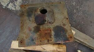 Allis Chalmers 190 Xt Upper Front Support