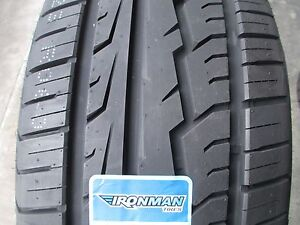 2 New 275 40r20 Ironman Imove Gen2 Suv Tires 275 40 20 2754020 R20 40r