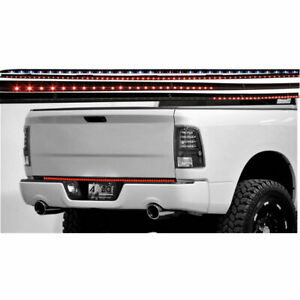 Anzo Usa Universal Led Tailgate Bar 49 Smd Style 6 Function With Amber Scanning