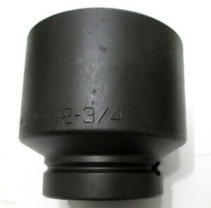 Wright Tool 8888 2 3 4 Impact Socket 1 Drive 6 point 2 3 4 In Made In Usa