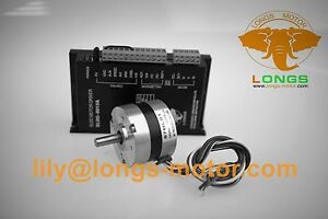 Bldc Motor 57bl01 For Car Peristaltic Pump 3phases 2500rpm Driver 8015a Longs