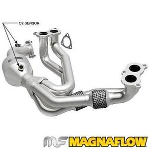2009 2010 Subaru Forester 2 5l Manifold Magnaflow Direct fit Catalytic Converter