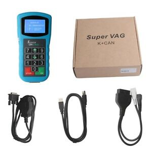 Free Shipping Super Vag Supervag K can Plus 2 0 For Vw Audi Skoda Obd