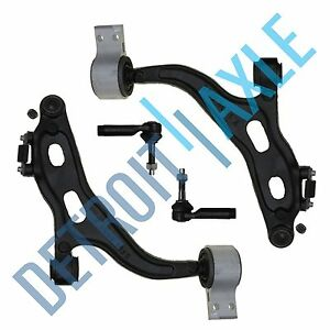 Front Lower Control Arm Tierod For 05 07 Ford Five Hundred Freestyle Montego