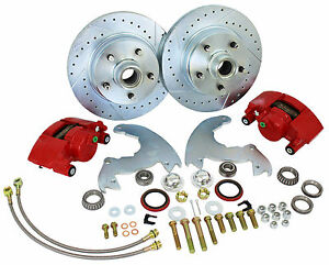 1966 69 Buick Riviera Front Disc Brake Conversion Deluxe Kit