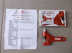 New smith Tool Model A 8050 Chain a part Chain Breaker For Bigger Chains