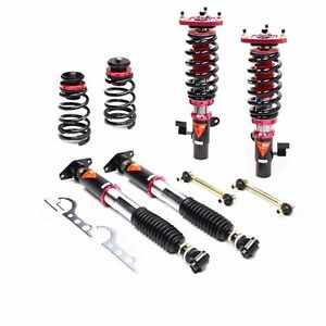 Godspeed Gsp Maxx Coilovers Suspension Lowering Kit For Mazda Speed 3 07 09