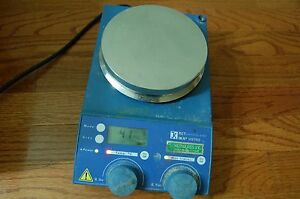 Ika Ret Hotplate Stirrer Digital Magnetic Hot Plate Mixer Control Visc