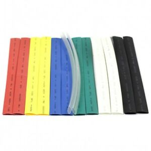 45mm 2 1 Heat Shrink Tubing Sleeving Cable Electrical Wrap Tube 7 Colors 1 20m