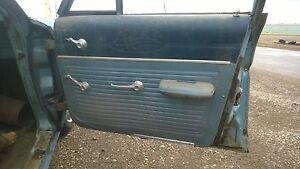 3 Door Panels 1967 67 Ford Galaxie