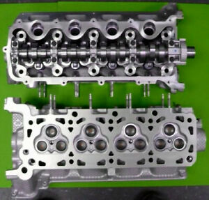 2 Ford Lincoln F150 F250 F350 4 6 5 4 Sohc 3 Val Cylinder Heads Rf 9l3e No Core