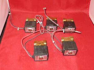 Smc Solenoid Valve Vx2230 lot Of 5