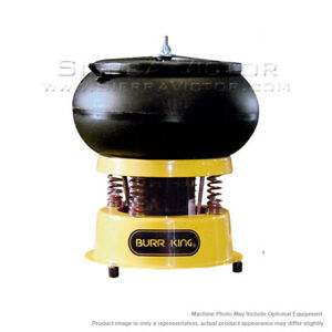 Burr King Vibratory Bowl Model 110