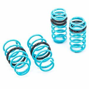 Godspeed Project Traction s Susp Lowering Springs For 12 15 Honda Civic Incl Si