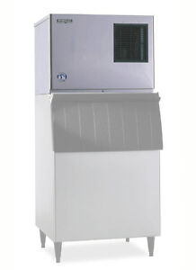 Hoshizaki Kml 325maj 380lb Crescent Ice Maker 30in Low Profile Ice Machine