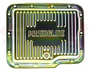 Zinc Steel Stock Capacity Transmission Pan For Chevy Gm Powerglide