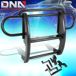 For 07 17 Jeep Wrangler Off Road Chrome Stainless Steel Front Grill Guard Frame