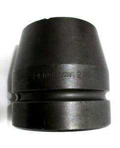 Armstrong 2 3 4 Impact Socket 2 1 2 Square Drive 24 088 6 Point 2 3 4 In Usa